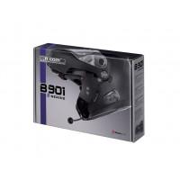 Interfono Bluetooth N-Com B901 S specifico per caschi N91 N91 Evo N90-2 G9,1 Evolve G4,2 Pro Singolo