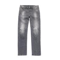 Jeans moto Blauer BOB con fibra aramidica Nero slavato