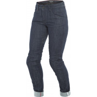 Jeans moto donna Dainese ALBA SLIM LADY Blu Denim scuro