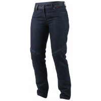 Jeans moto donna Dainese Queensville aramid denim