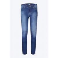 Jeans moto donna PMJ-Promo Jeans Skinny Blu chiaro