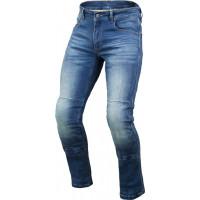 Jeans moto Macna Norman con Kevlar Blu