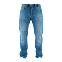 Jeans moto Motto City NT Blu