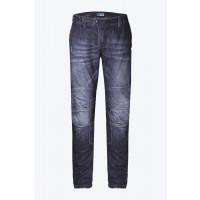 Jeans moto PMJ-Promo Jeans Dakar blu