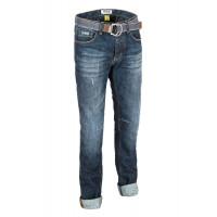 Jeans moto PMJ Legend Blu