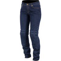 Pantaloni Denim donna Alpinestars Kerry Tech indigo blu