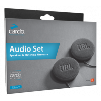 Kit audio Cardo by JBL cuffie 45 mm