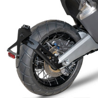 Kit Portatarga Barracuda SIDE NAKED HX710417SN per Honda