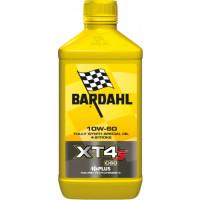 Olio motore lubrificante Bardahl XT4S C60 10W-60 1 litro per motori 4T