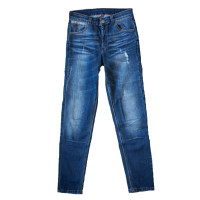 Jeans moto Motto Roma Blu Scuro