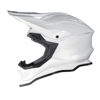 Casco cross Nolan N53 Smart Bianco