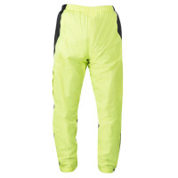 Pantaloni Antipioggia Alpinestars Hurricane Rain giallo fluo neri