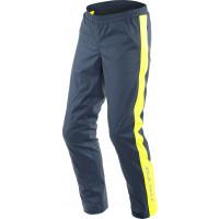 Pantaloni antipioggia Dainese Storm 2 Unisex Nero Iris Giallo Fluo