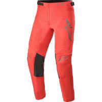 Pantaloni cross bambino Alpinestars YOUTH RACER COMPASS Rosso