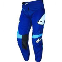 Pantaloni Cross bambino Ufo Plast Mizar Blu Azzurro