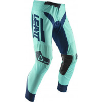 Pantaloni cross Leatt GPX 4.5 Verde Aqua
