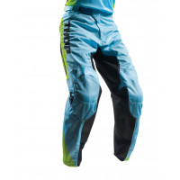 Pantaloni cross Thor Pulse Air blu
