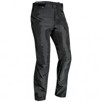 Pantaloni moto accorciati touring Ixon SUMMIT 2 nero
