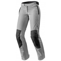 Pantaloni moto donna Rev'it Airwave 2 argento