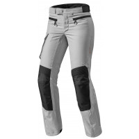 Pantaloni moto donna Rev'it Enterprise 2 argento