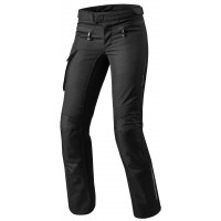 Pantaloni moto donna Rev'it Enterprise 2 neri accorciati