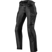 Pantaloni moto donna touring Rev'it Outback 3 ladies 3 strati Nero