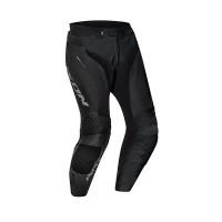 Pantaloni moto pelle estivi Ixon FALCON Nero