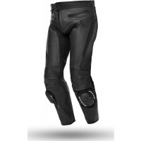 Pantaloni moto pelle Spyke LF SLIDER PANTS Nero