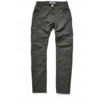 Pantaloni moto PMJ Santiago Grigio