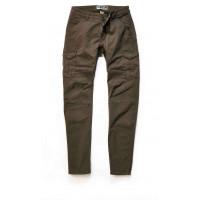Pantaloni moto PMJ Santiago Marrone