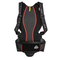 Paraschiena Acerbis Back Comfort 2.0 Nero Rosso