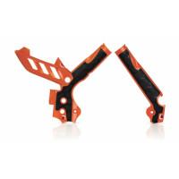 Paratelaio Acerbis 0017813 X-GRIP KTM Arancio