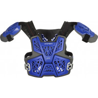Pettorina cross Acerbis Gravity Blu