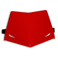 Ricambio plastica portafaro Ufo per Stealth -parte alta- Rosso