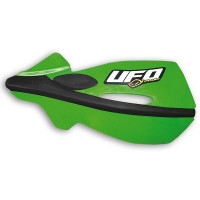Coppia plastiche di ricambio per paramani Patrol Ufo Verde