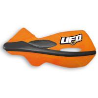 Coppia plastiche di ricambio per paramani Patrol Ufo Arancio