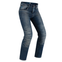 Jeans moto PMJ Vegas Blu Medio