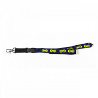 Portachiavi VR46 NECK SOLE E LUNA Multicolor