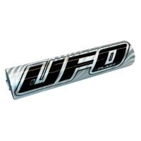Protezione manubrio per moto cross Ufo Plast 2509 argento