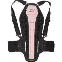 Protezione schiena Zandonà HYBRID BACK PRO X6 Rosa