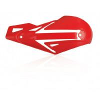 Ricambio coppia plastiche per paramani Acerbis Multiplo E rosso