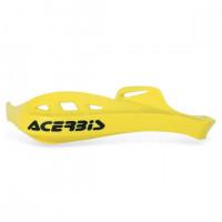 Ricambio coppia plastiche per paramani Acerbis Rally Profile giallo