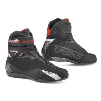 Scarpe moto TCX Rush Waterproof Nero