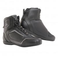 Scarpe moto touring estive Dainese RAPTORS AIR Nero Nero Antracite