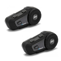 Interfono Bluetooth universale SCS S-9 doppio
