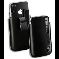 Custodia Momo Design Sleeve nera Extra Large