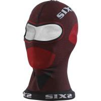 Sottocasco integrale SIXS DBX Nero Rosso