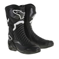 Stivali moto racing Alpinestars SMX6 V2 Nero Bianco