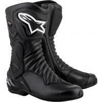 Stivali racing Alpinestars SMX-6 V2 GORETEX nero nero