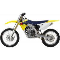Kit plastiche moto Ufo Suzuki RMZ 450cc 2008 Bianco